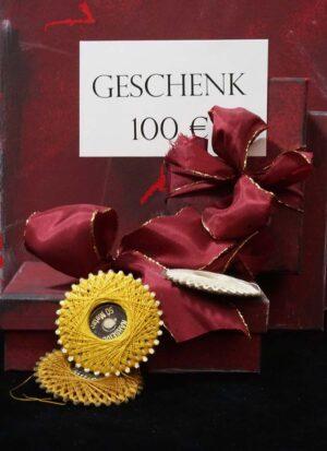 Geschenk 100€