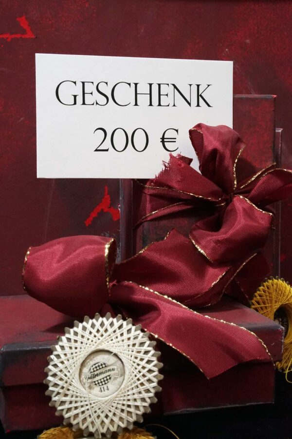 Geschenk 200